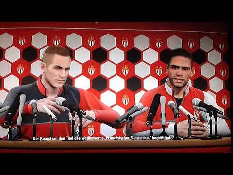 Der Star des Meister Trainers?!? PES 18 AS Monaco Trainerkarriere#1