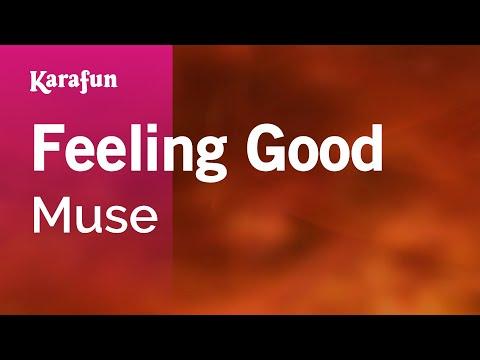 Karaoke Feeling Good - Muse *