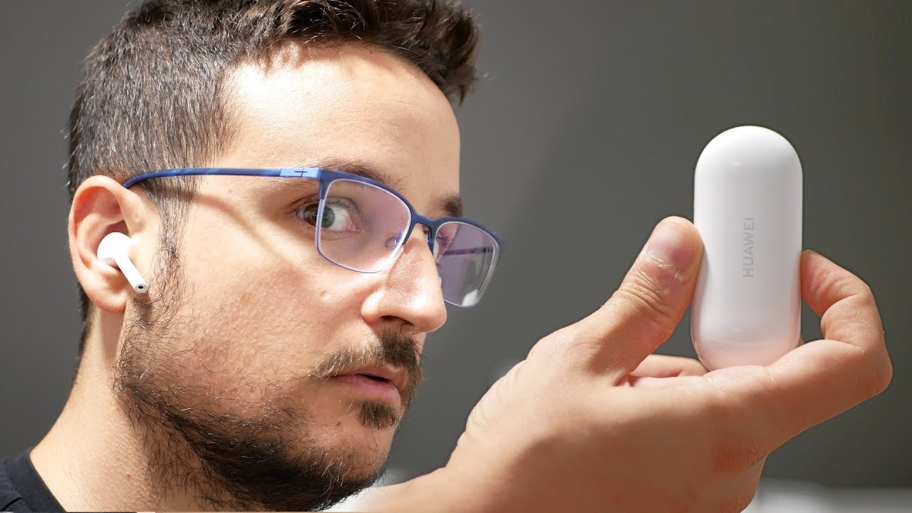 Huawei Freebuds Lite Review Youtube