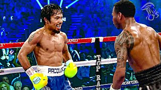 Manny Pacquiao Defying Opponents! ...Pt4