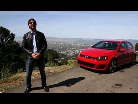 Prueba Volkswagen Golf GTI 2015 (Español)
