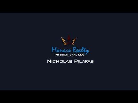 Nicholas Pilafas, Monaco Realty International