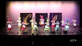 Cal Bhangra @ Worlds Best Bhangra Crew 2013