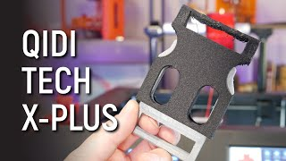 3D Print Carbon Fiber Nylon from Factory (QIDI TECH X-Plus Review)