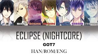 ECLIPSE Nightcore Ver GOT7