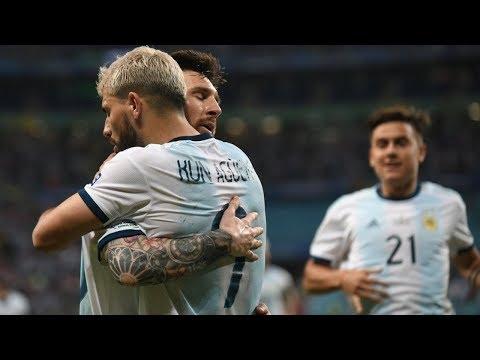 Lionel Messi vs Qatar - Cоpа Аmériса (23/06/2019)