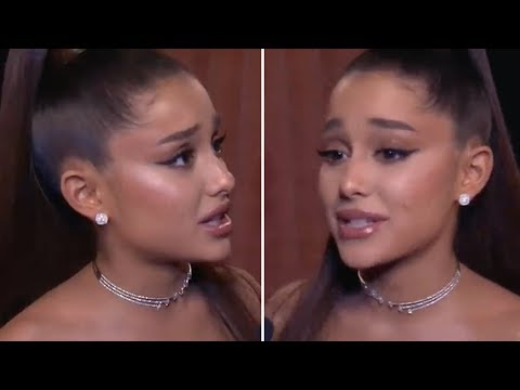 "Ariana Grande REACTS To Pete Davidson's Suicide Threat; ""I'M SO SORRY"""
