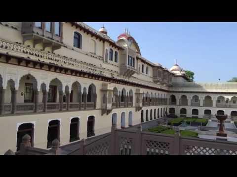 Rambagh Palace Jaipur India