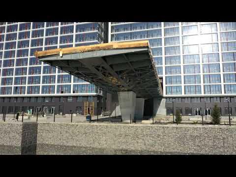 ЖК Апарт Ривер и Гранит   Октябрь 2020