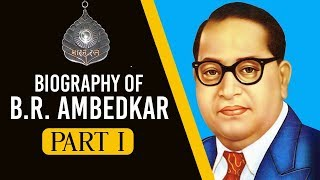 Biography of BR Ambedkar, Father of Indian Constitution & Social reformer Part 1 #BharatRatna