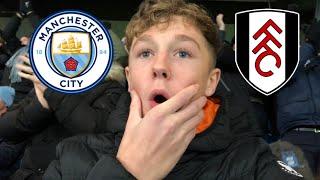 SHOULD OF BEEN 10 * VLOG* Manchester City vs fulham