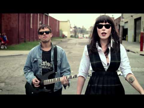 Клип Sleigh Bells - Infinity Guitars