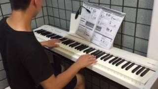 周興哲 你 好不好 jazz彈奏roland fp 30電鋼琴