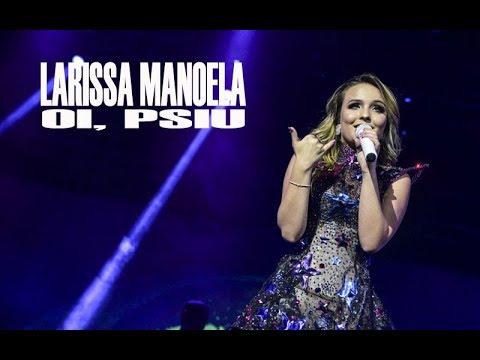 LARISSA MANOELA UP TOUR  OI, PSIU (SHOW NO RIO DE JANEIRO, 2017 ... 23ec3f920b
