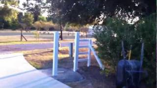 How To Build A Security Gate,part 3