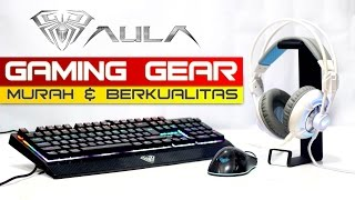 #23 AULA Wings of liberty - Spirit Wheel - Incubus (RGB Mechanical Gaming Keyboard,mouse,headset)