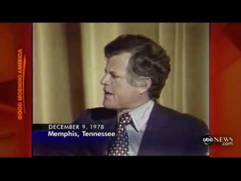 Ted Kennedy On Health Care 1978