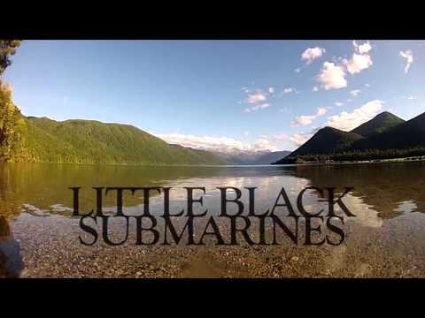 Little Black Submarines - Backing Force (Karaoke Version)