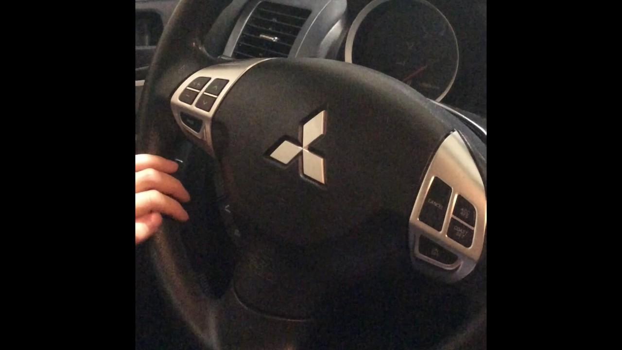 Mitsubishi bluetooth setup
