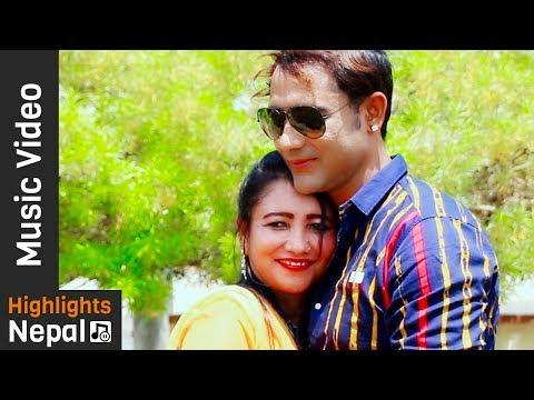 Dil Bhitraki Rani | Ghanashyam Tiwari, Purnakala B.C | New Nepali Lok Dohori Song 2017/2074