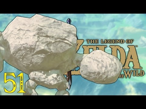 ZELDA BREATH OF THE WILD SWITCH #51 FR | ENCHAÎNEMENT DE LITHOROKS