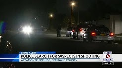 2 sought in Altamonte Springs shooting