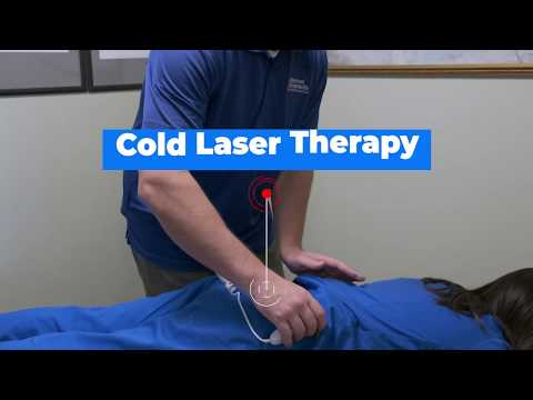 Pain Relief Program: Cold Laser Therapy
