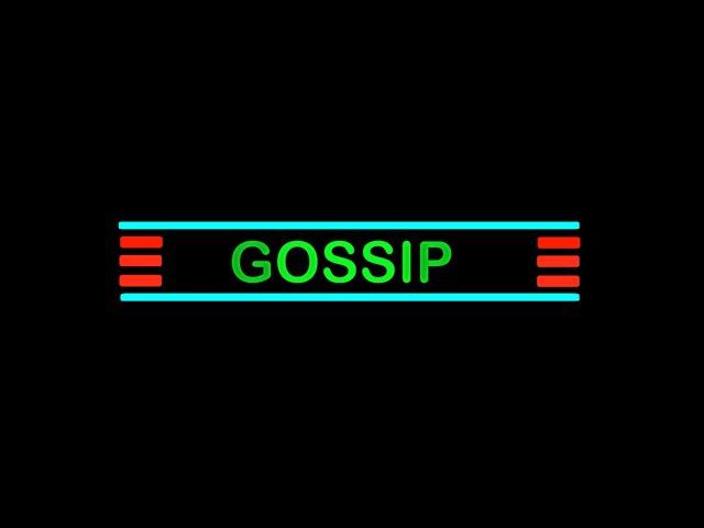 [Gossip #1] - Oser et le machisme
