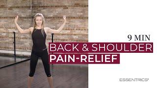 Video 10 min Essentrics Upper Back and Shoulder Pain Relief Exercises download MP3, 3GP, MP4, WEBM, AVI, FLV Agustus 2018
