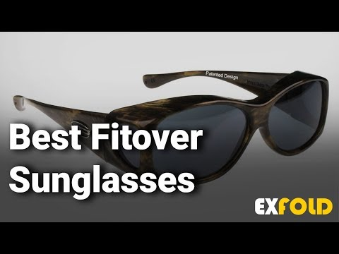 Best Fitover Sunglasses: Complete List With Features & Details - 2019