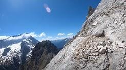 Klettern: Großer Waxenstein + Südliche Riffelspitze von Grainau
