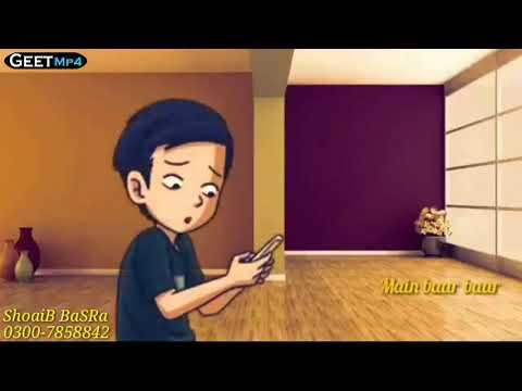New WhatsApp Stats Video Song || Geet Mp4 Pak
