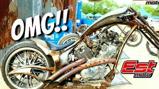 alian-bike-omg-เบนซ์ว่าไงโคตรดิบเถื่อน-นี่มันรถโกสต์ไรเดอร์-custom-bike