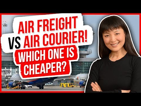 Air Courier Vs Air Freight, Which One Is Cheaper? ✈