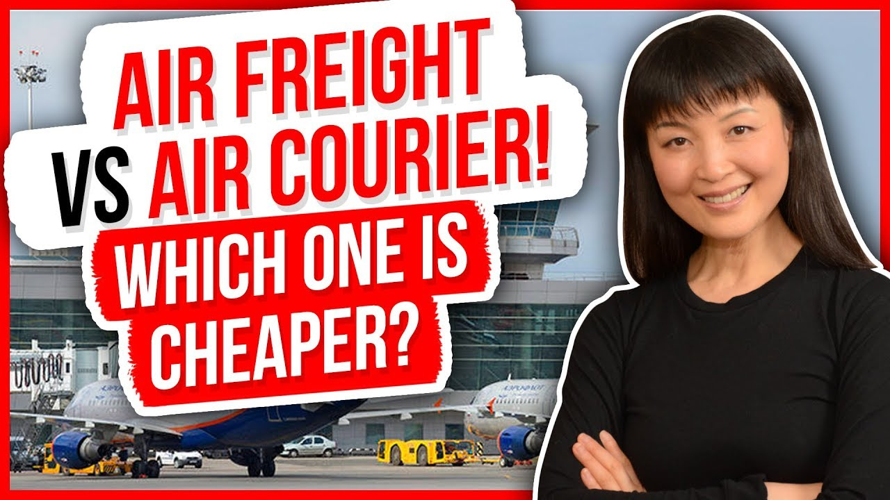 Is Air Courier Cheaper Than Air Freight   Air Shipping Explained   Sourcing  Warrior
