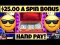 💵 Handpay Jackpot 💵 High Limit Lightning Link Slot Machine Version High Stakes Casino Pokies