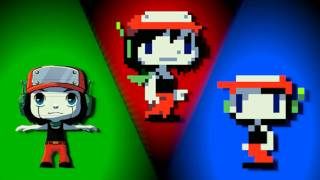 Repeat youtube video Cave Story PC + EuWii + 3DS -- Last Battle