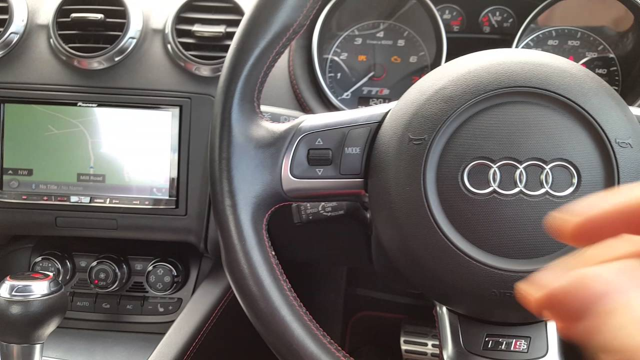 pioneer avic f70 dab in 2008 audi tts with bose funnydog tv. Black Bedroom Furniture Sets. Home Design Ideas