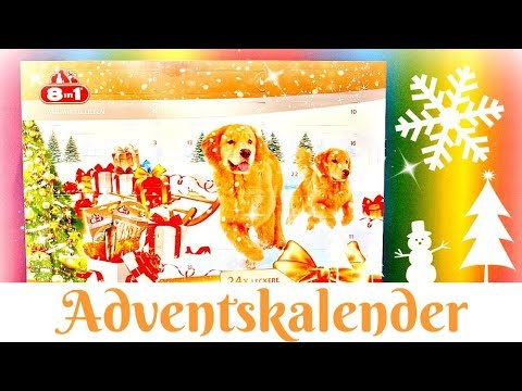 leckerli adventskalender f r hunde von dm drogerie 9999. Black Bedroom Furniture Sets. Home Design Ideas