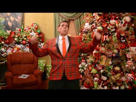 T. Baker Smith 2016 Christmas Lip Sync