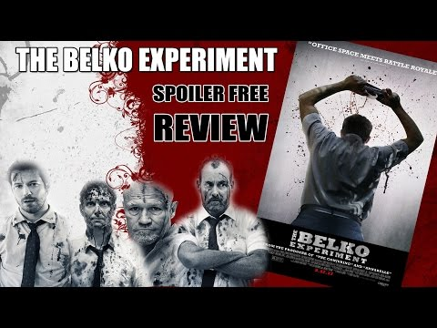 The Belko Experiment | Spoiler Free Review