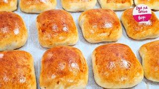 Пирожки в духовке Вы давно просили этот рецепт Яйцо в тесто больше НЕ НУЖНО ЛЕГКИЕ как пух ШИК