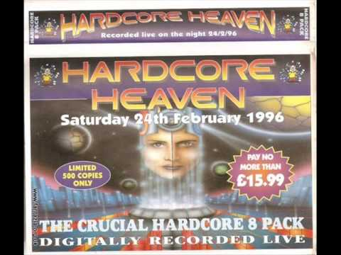 Mzone @ Hardcore Heaven Impact 1996 (wkd set)