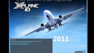 [Waiting for X-Plane 11] The evolution of X-Plane flight sim