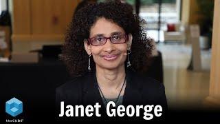 Janet George, Western Digital | WiDS 2019
