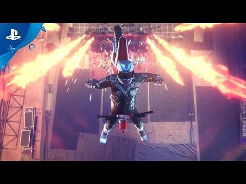 MX Nitro: Unleashed - Launch Trailer | PS4