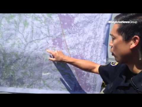 Sgt. Hollis Tong of #SanRamon police discusses where missing person Luba Lusherovich. #findgrandmaLu