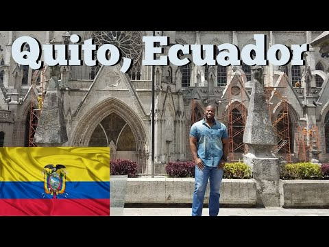 Quito, Ecuador: How I Travel For FREE......and You Can Too!