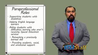 SubTalk: The Role of the Paraprofessional