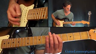 Woman Guitar Lesson - Wolfmother